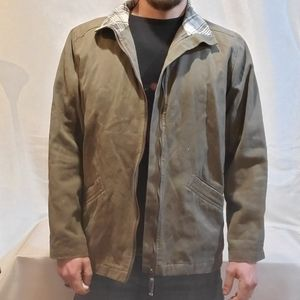 The Earth Collection Jacket made of organic cotton